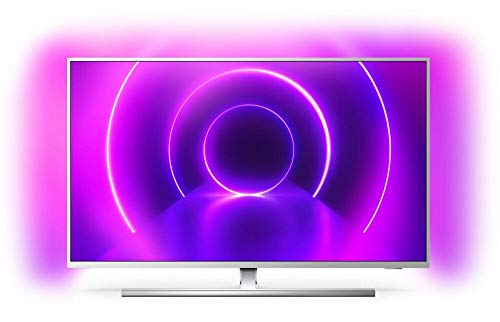 TELEVISOR PHILIPS 43PUS8555 - 43'/108CM - 3840*2160 4K - AMBILIGHT*3 - HDR10+ - DVB-T/T2/T2-HD/C/S/S2 - ANDROID TV - 20W - WIFI - BT - 4*HDMI - 2*USB