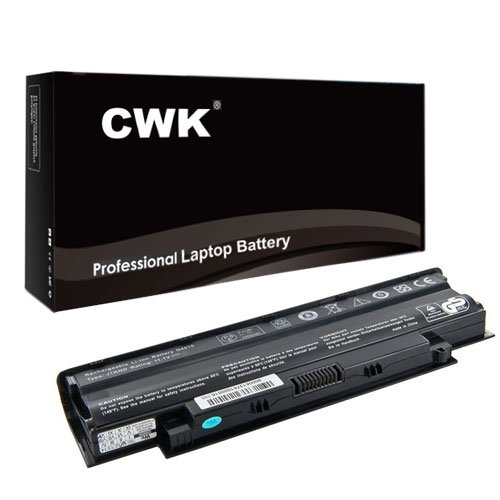 CWK Long Life Replacement Laptop Notebook Battery for Dell Vostro 1440 1450 1540 1550 2420 2520 3450 3550 3555 3750 1440 1450 1540 1550 3450 3550 3750 PN: J1knd 4t7jn 312-0234 1440