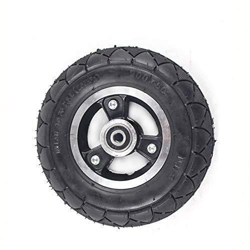 LYTBJ Neumáticos de Scooter eléctrico, neumático de Silla de Ruedas de Scooter...
