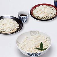 ひもかわうどん 帯麺・並麺 波打ちうどん 桐生うどんのセット ohnkl-p4