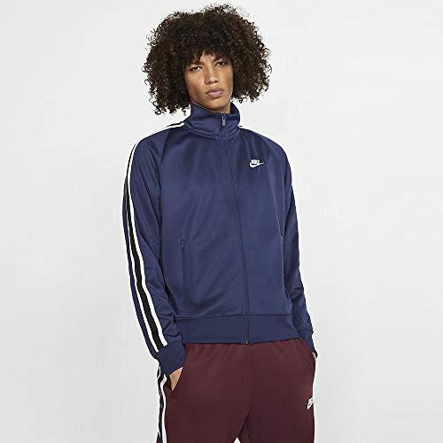 Nike Herren Sportswear N98 Jacke Dunkelblau XS