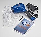 AirCut - Self Hair Cutting Kit, 1080043, Cuts To 9 Different Hair Lengths, Blue