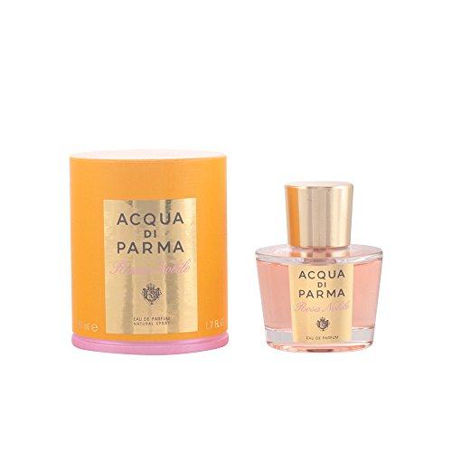 Acqua di Parma, Rosa Nobile, Eau de Parfum con vaporizzatore, 50 ml