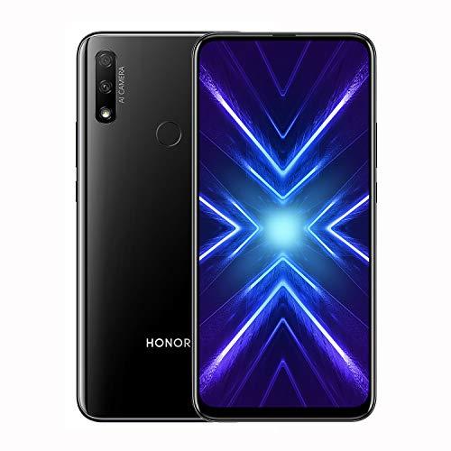 HONOR 9X Smartphone 4GB + 128GB Mobiltelefon 6,59