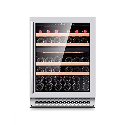 Great Deal! EVEN Counter Top Red and White Wine Cellar,FreeStanding Refrigerator, Quiet Operation Fr...
