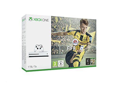 Xbox One S 1 TB + FIFA 17 [Bundle...