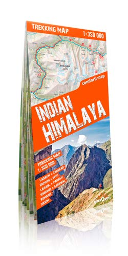 Indian Himalaya 1 : 350 000: terraQuest