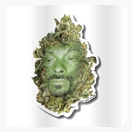 High Dog Vine Snop Snoop Vintage Funny Snopp Home Decor Wall Art Print Poster !