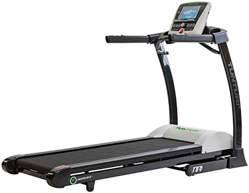 Tunturi T80 Treadmill Endurance Unisex-Adult, Black, White, Una Talla