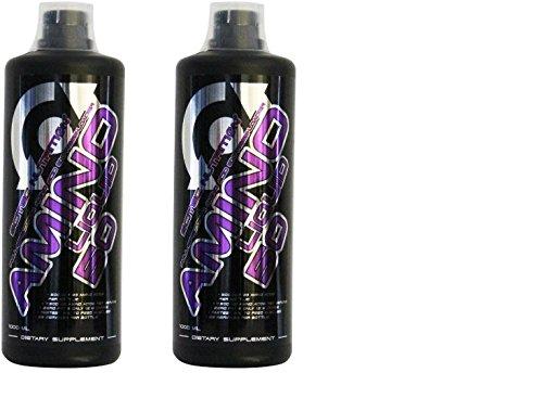 Scitec Nutrition Amino Liquido 50, Ciliegia E Guava - 1000 ml