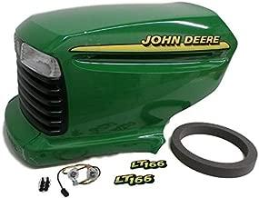 John Deere LT166 Complete Hood AM131759 AM132530