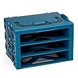 Bosch Sortimo I de rack 3/Compartimento Limited Edtion gris equipado
