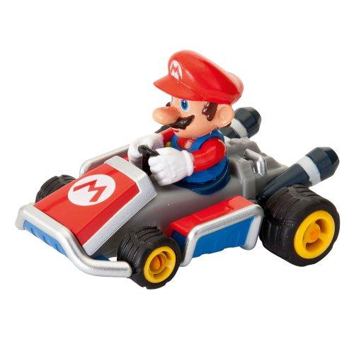 Pull&speed - 15813005 - Véhicule Miniature - Nintendo 7 Twinpack - Mario + Koopa