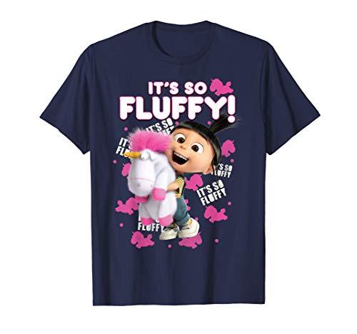 Despicable Me It's So Fluffy Agnes Unicorn Hug T-Shirt