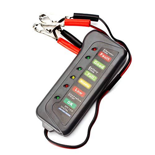 BeIilan 12V Digital de la batería del alternador probador del vehículo del...
