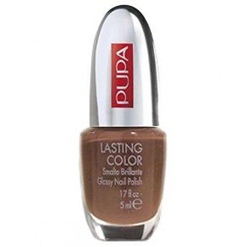 Nail Polish Lasting Color 905 Rose Brown