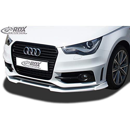 RDX Frontspoiler VARIO-X A1 8X & A1 8XA Sportback S-Line (-01/2015) Frontlippe Front Ansatz Vorne Spoilerlippe