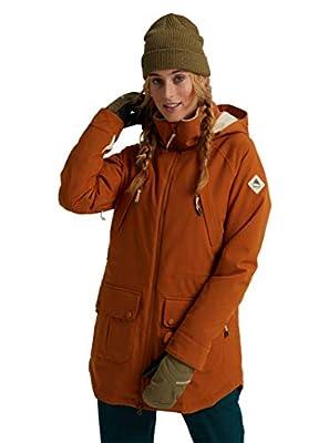 Burton Womens Prowess Jacket, True Penny, X-Large