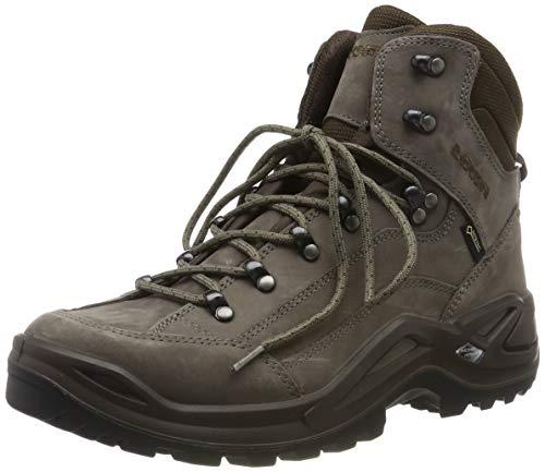 Lowa Renegade GTX Mid trekking- & wandelschoenen, heren, grijs, 44.5 EU