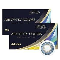 エアオプティクス ブライト&カラーズ ブルー 【BC】 8.6 【PWR】-4.25 6枚 2箱