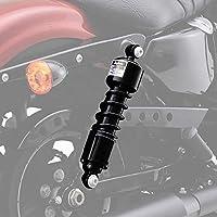デイトナ コンフォートリアショック 11.6インチ(約296mm)ローダウンモデル用 ブラック XL1200/883('04〜'19)系 98709