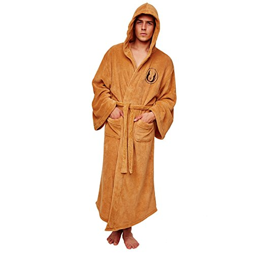 Jedi Dressing Gowns - Star Wars Bath Robes (disfraz