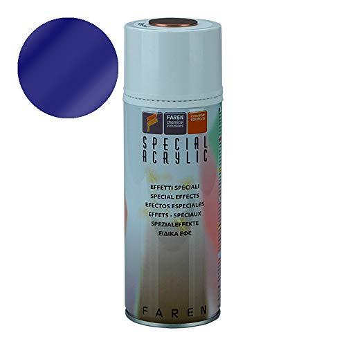 Spray metalizado azul china 400ml