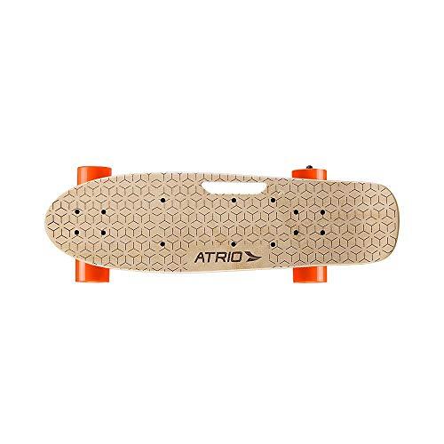 Skate Elétrico Atrio Cruiser com controle sem fio 150W Velocidade 15km/H Autonomia 12km Suporta até 100kgs - ES201