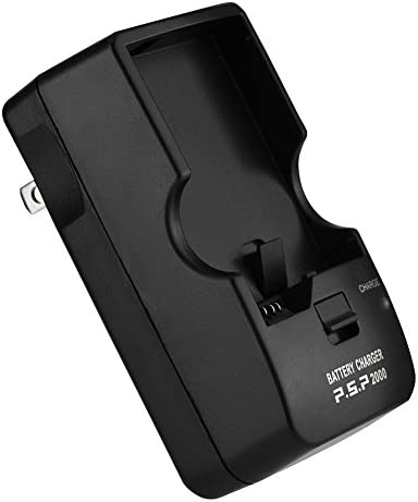 fosa Portable Rechargeable Battery Charger Replacment AC Adapter for Sony PSP 1000 2000 3000AC product image