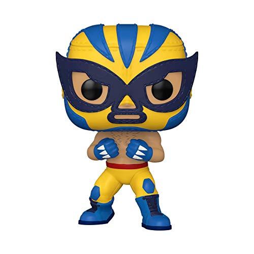 Funko- Pop Marvel Luchadores Wolverine Juguete coleccionable, Multicolor (53873)