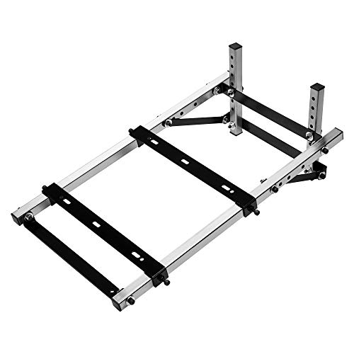 Thrustmaster T-Pedals Stand - Soporte para Pedales T3PA, T3PA Pro, T-LCM metálicos