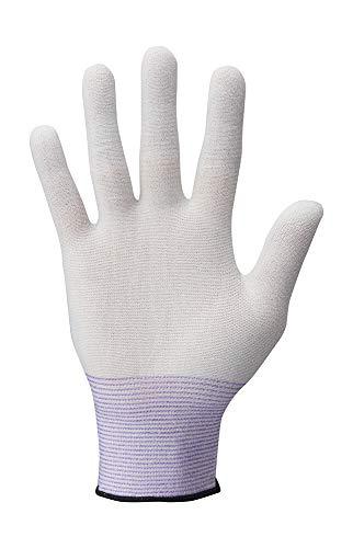 ショーワグローブ【インナー手袋】B0620 EXフィット手袋 20枚入 Sサイズ ホワイト 1袋