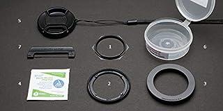 レンズメイト SONY RX100(M1-M5A適合)専用クイックチェンジフィルターアダプターキット52mm