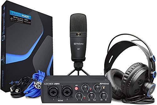 PreSonus AudioBox 96 Studio - Edición 25 Aniversario
