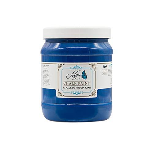 Chalk Paint MYA 53 Blu di Prussia, 1.2kg