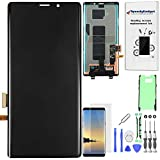 AMOLED Screen Display Touch Digitizer LCD Replacement for Samsung Galaxy Note 9 Black