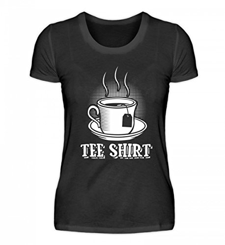 Hoogwaardig damesshirt - thee shirt - perfect voor elke thee fan!