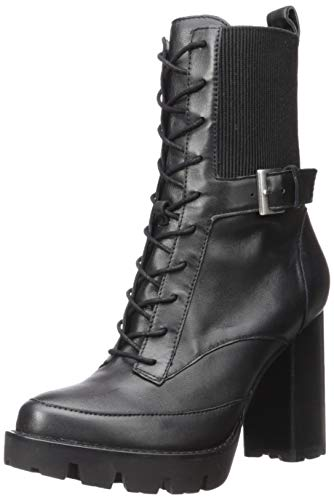 Charles David Women's Govern Ankle Boot, Black, 8 M US