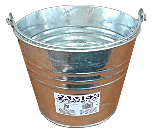 PAMEX - Cubo Galvanizado (5 litros)