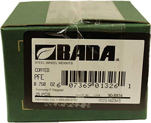 Bada Wheel Weights PFE075 PFE COATED