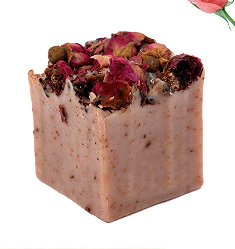 Nourishing Clean Handmade Soap Ancient Rose Cold Soap 1500g