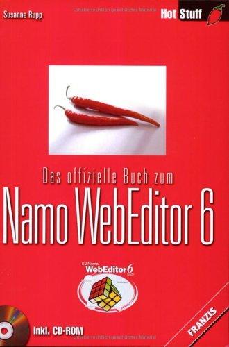 Das offizielle Buch zu Namo Webeditor 6, m. CD-ROM by Susanne Rupp (2004-09-05)