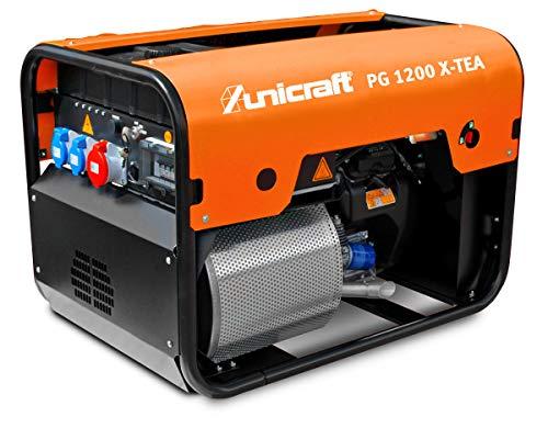 PG 1200 X-TEA Profi-Synchron-Stromerzeuger Unicraft Art.-Nr. 6702123