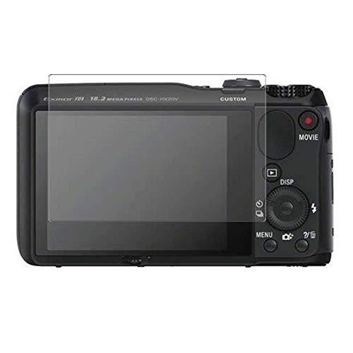 Vaxson TPU Pellicola Privacy, compatibile con Sony Cyber-shot DSC-HX350, Screen Protector Film Filtro Privacy [ Non Vetro Temperato ]