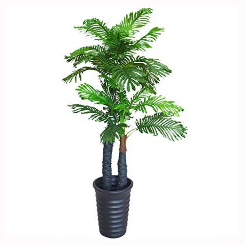 Árbol artificia Árbol artificial, interior al aire libre para decoración del hogar y la oficina, árbol falso para decoraciones de jardín, árboles artificiales para regalo Árboles Artificiales decoraci