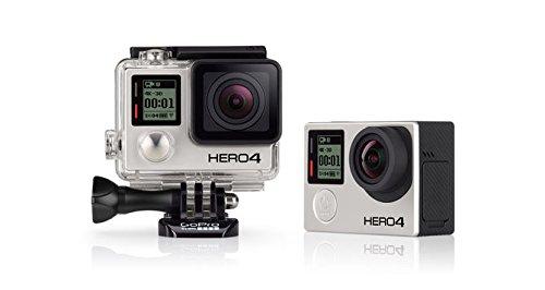 GoPro HERO4 Black Motorsport Actionkamera (12 Megapixel, 41,0 mm x 59,0 mm x 29,6 mm)