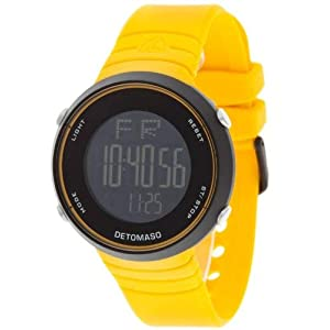 Detomaso Nico Yellow Digital Silikon DT2002-D DT2002-D – Reloj Digital