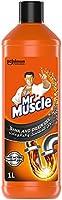 جل تنظيف الأحواض والمصارف من مستر ماسل - 1 لتر