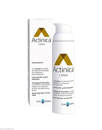 Actinica SUN Protection Anti -Ageing & Non-melanoma Lotion 80g Budding Youth by Partyland