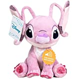 Lilo & Stitch - Peluche 11'41'/29cm Angel (Rosa) Calidad Super Soft